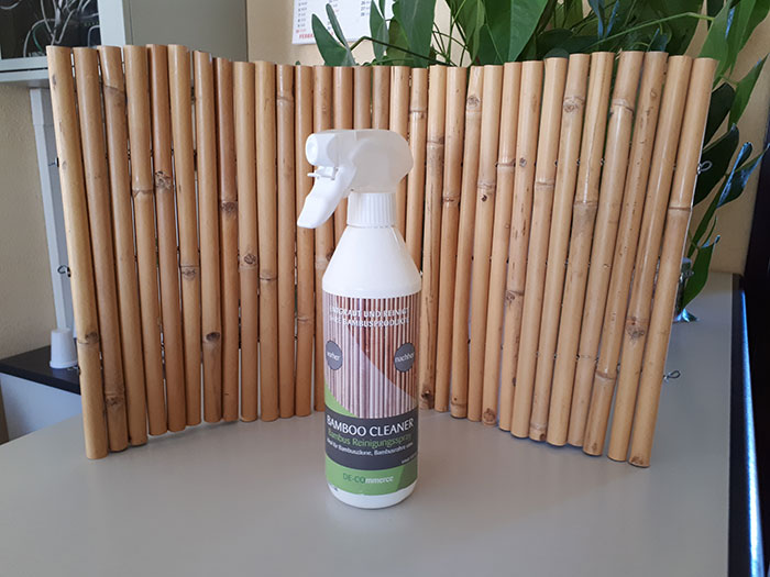 Barale Bamboo - Bamboo Cleaner